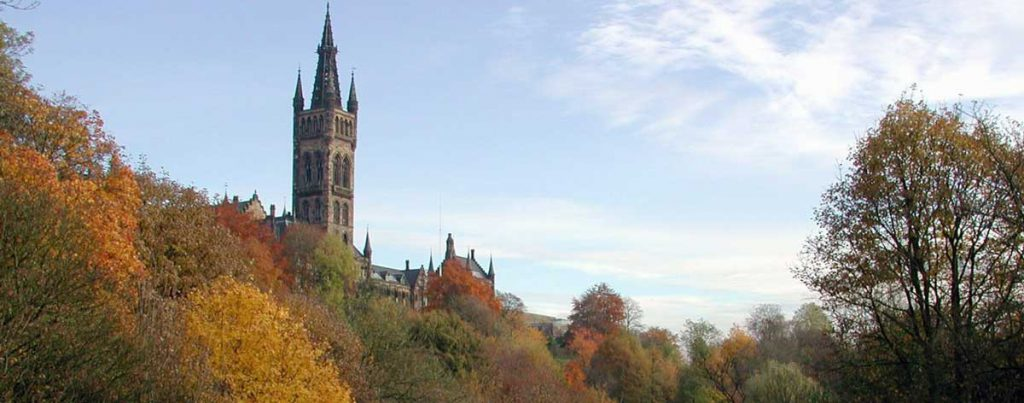 Student jobs at university in Glasgow